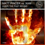 PINCER, Matt vs XAM - Leave The Past Behind (Front Cover)