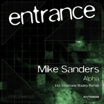 SANDERS, Mike - Alpha (Front Cover)