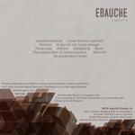 EBAUCHE - Adrift (Back Cover)