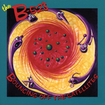 THE B-52'S - Bouncing Off The Satellites (Front Cover)