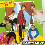 THE B-52'S - Party Mix (Front Cover)