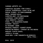 VARIOUS - ALL (15 Years Dial Anniversary Compilation) (Front Cover)