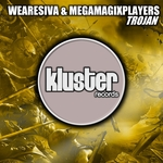 WEARESIVA/MEGAMAGIXPLAYERS - Trojan (Front Cover)