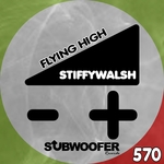 STIFFYWALSH - Flying High (Front Cover)