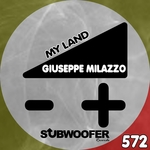 MILAZZO, Giuseppe - My Land (Front Cover)