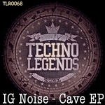 IG NOISE - Cave EP (Front Cover)