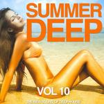 VARIOUS - Summer Deep Vol 10 (Front Cover)