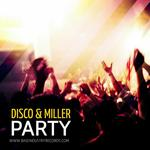 DISCO & MILLER - Party (explicit) (Front Cover)