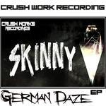 DJ SKINNY feat AURKO - German Daze EP (Front Cover)