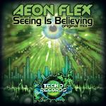 AEON FLEX - Seeing Is Believing (Front Cover)