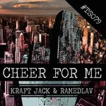 KRAFT JACK - Cheer For Me (Front Cover)
