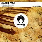 VELA, Alvaro - Keys Of My Soul (Front Cover)
