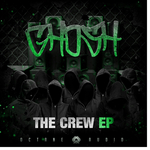 GH0SH - The Crew (Front Cover)