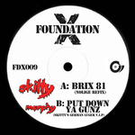 SKITTY/MORPHY - Brix 81/Put Down Ya Gunz (Front Cover)