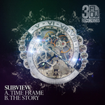 SUBVIEW - Time Frame/The Story (Front Cover)