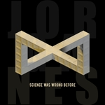 JORGANES - Science Was Wrong Before (Front Cover)