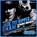 JACK THE RIPPER/MAMF - Strange Business (Front Cover)