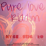 VARIOUS - Pure Love Riddim (Front Cover)