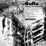 BURU - Fitting The Pattern EP (Front Cover)