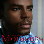 VARIOUS - Moments: RnB & Soul Bar Lounge Edition (Front Cover)