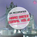 VARIOUS - Hard Dance Compil Vol 2 (Front Cover)