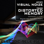 VISUAL NOIZE - Distorted Memory (Front Cover)
