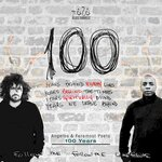 DJ ANGELO/FOREMOST POETS - 100 Years (Front Cover)