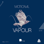 MOTIONAL - Vapour EP (Front Cover)