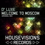 D LUXE - Welcome To Moscow (Front Cover)