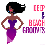 VARIOUS - Deep & Beach Grooves (Front Cover)