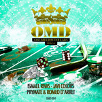 RIVAS, Ismael/JAVI COLORS/PRYMATE & ROMEO D'ARRET - One Million Dollars Ibiza (Front Cover)