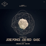 PONCE, Jose/JOE RED/GASC - Horizon (Front Cover)