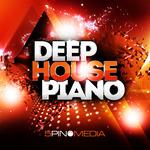 5PIN MEDIA - Deep House Piano (Sample Pack WAV/MIDI/LIVE) (Front Cover)