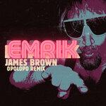 M ROCK EMRIK - James Brown (Front Cover)