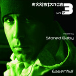 STONED BABY/VARIOUS - Rxxistance Vol 3: Essential (Front Cover)