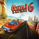 VARIOUS - OVNI Vol 6 (Hi Tech Highway) (Front Cover)