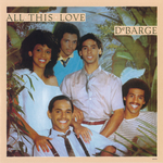 DEBARGE - All This Love (Front Cover)