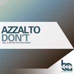 AZZALTO - Don't (Front Cover)
