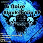IG NOISE - Black Audio EP (Front Cover)