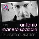Kaleydo Character Antonio Manero Spaziani EP 2