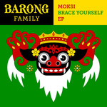 MOKSI - Brace Yourself EP (Front Cover)