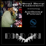 SOUL DEEP COLLECTIVE feat ANTHONY POTEAT - Hold On (Front Cover)