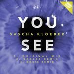 KLOEBER, Sascha - You See (Front Cover)