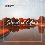 VARIOUS - Revolved Music Vol 1 (Front Cover)