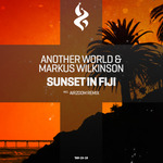 ANOTHER WORLD/MARKUS WILKINSON - Sunset In Fiji (Front Cover)