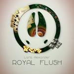 ALEXANDER, Laris - Royal Flush (Front Cover)