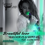 NORVIS, Sean/SEEPRYAN feat JUSTINE BERG - Beautiful Love (remixes) (Front Cover)