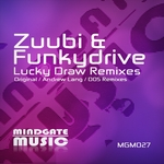 ZUUBI/FUNKYDRIVE - Lucky Draw (remixes) (Front Cover)