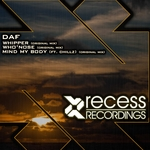 DAF (UK) - Whipper EP (Front Cover)