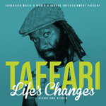 TAFFARI - Life's Changes (Front Cover)